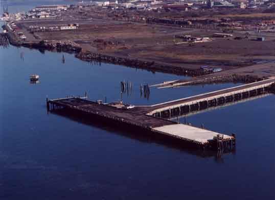 Schneider Dock | Humboldt Bay Harbor District